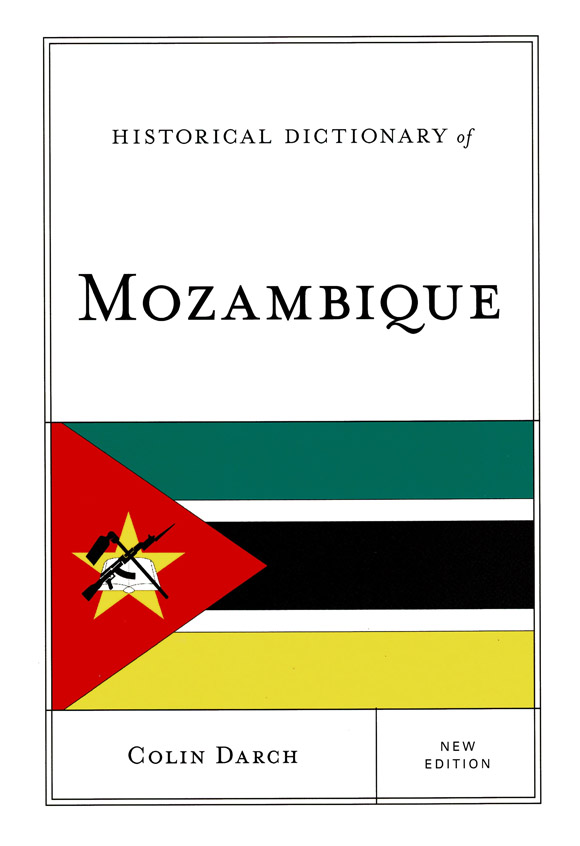 Historical Dictionary of Mozambique, 2018