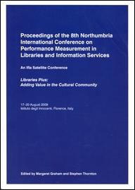 Northumbria VIII, cover