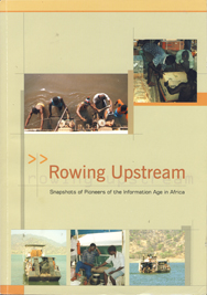 Rowing Upstream, cover