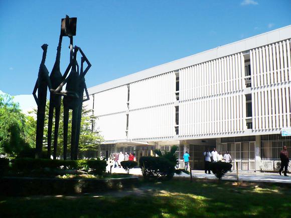University Library, University of Dar es Salaam