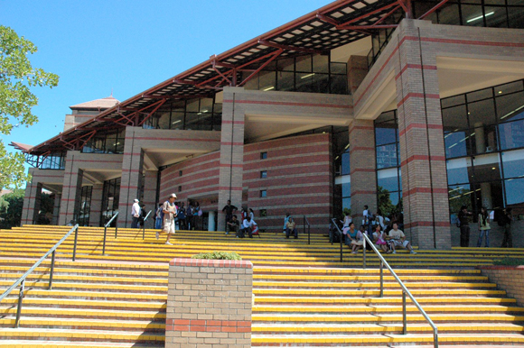University Library, University of the Western Cape